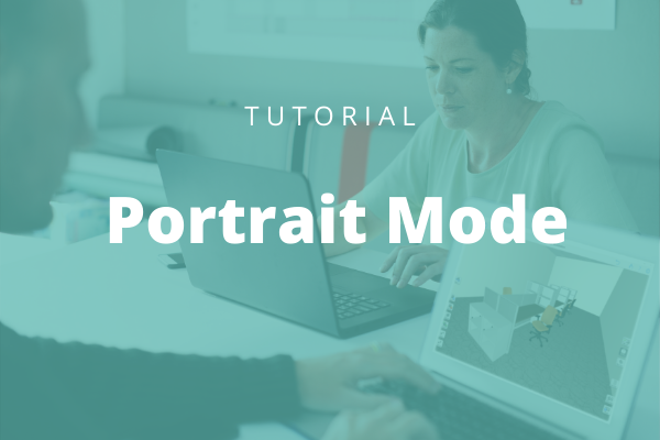 You are currently viewing Portrait Mode for iPad and Windows Surface